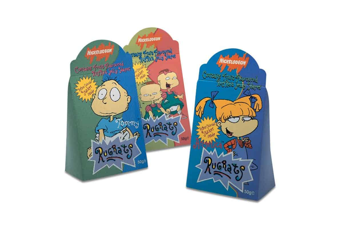 Rugrats Novelty Packaging